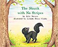 Link to book The Skunk with No Stripes