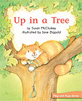 Link to book Up In A Tree