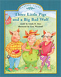 Link to book The Three Little Pigs and a Big Bad Wolf