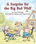Link to book A Surprise for the Big Bad Wolf