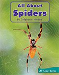 Link to book All About Spiders