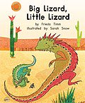 Link to book Big Lizard, Little Lizard