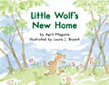 Link to book Little Wolf's New Home