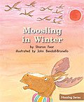 Link to book Moosling in Winter