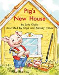 Link to book Pig's New House