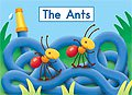 Link to book The Ants