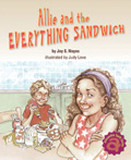 Link to book Allie and the Everything Sandwich
