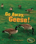Link to book Go Away Geese