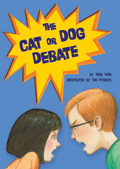 Link to book The Cat or Dog Debate
