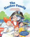 Link to book The Slacker Family