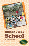 Link to book Babar Ali's School