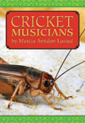 Link to book Cricket Musicians