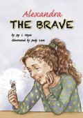 Link to book Alexandra the Brave