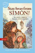 Link to book Stay Away From Simon!