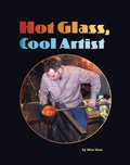 Link to book Hot Glass, Cool Artist
