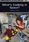 Link to book What's Cooking in Space?
