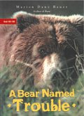 Link to book A Bear Named Trouble