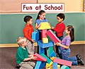 link to book Fun At School