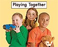 link to book Playing Together