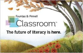 Fountas & Pinnell Classroom™