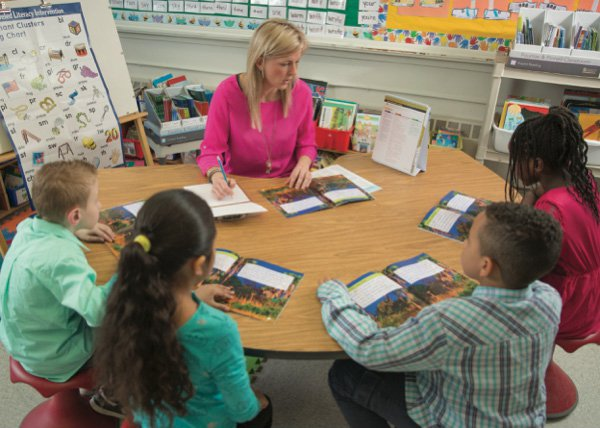 Who is Guided Reading for?