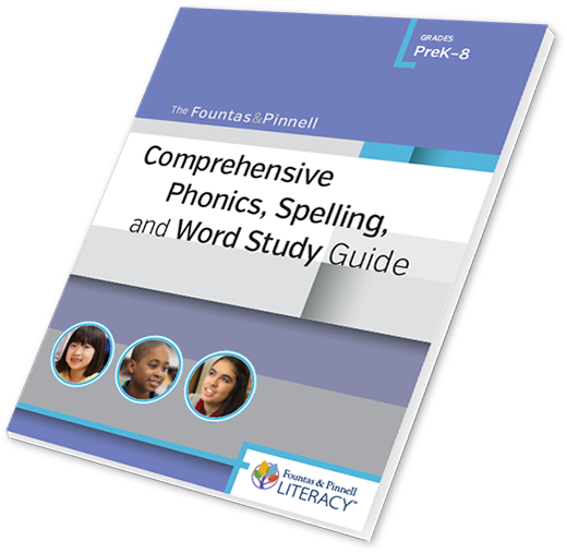 Comprehensive Phonics, Spelling, and Word Matters Guide