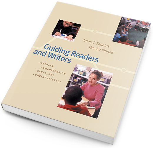 Guiding Readers and Writers book