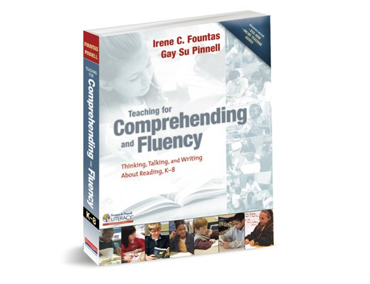 Teaching for Comprehending and Fluency cover