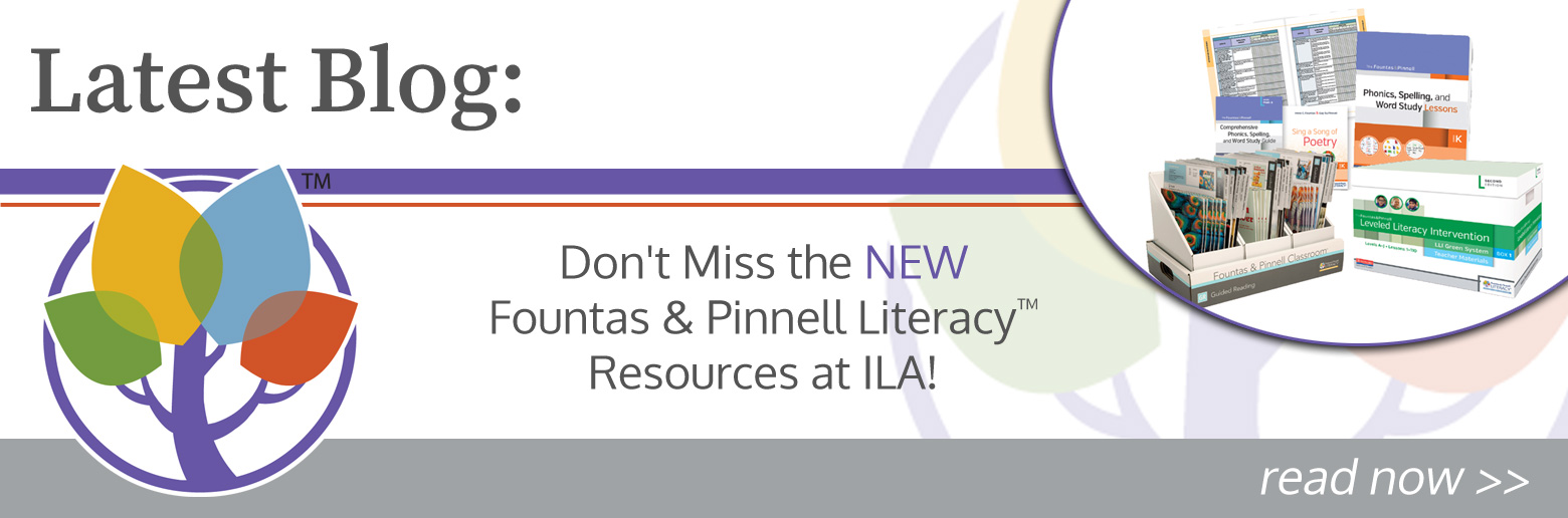instructional level fountas and pinnell