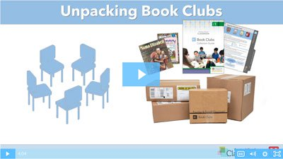 Unpacking Fountas & Pinnell Classroom™ Book Clubs