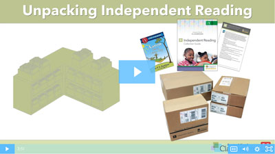 Unpacking Fountas & Pinnell Classroom™ Independent Reading