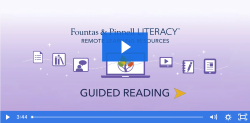 Remote Learning Resources: Guided Reading, K-3
