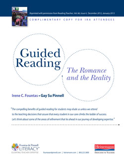 Guided Reading: The Romance and the Reality