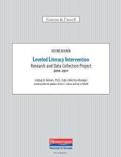 LLI Research and Data Collection Project Full Report