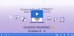 Remote Learning Resources: Guided Reading, 4-6
