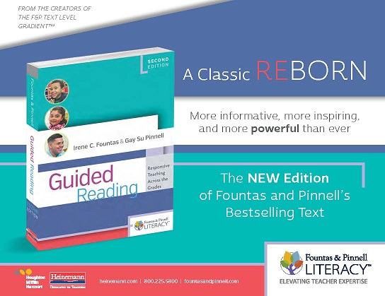 Guided Reading: Responsive Teaching Across the Grades,  Second Edition Digital Sampler