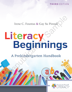 Literacy Beginnings, 3rd Edition Sample Chapter