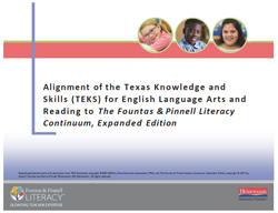 TEKS Alignment Standards