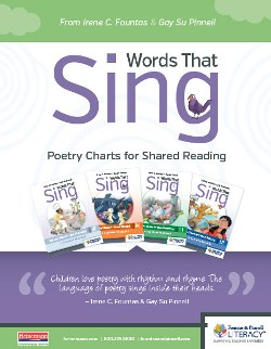 Words That Sing Brochure